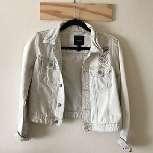 Forever 21 Light Denim Jacket